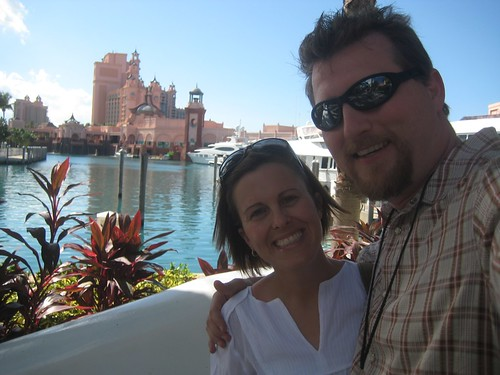 Philip & Amanda arrive at Atlantis