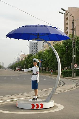 New Pyongyang Traffic Control Platforms 3841746727_279ebe0f0d