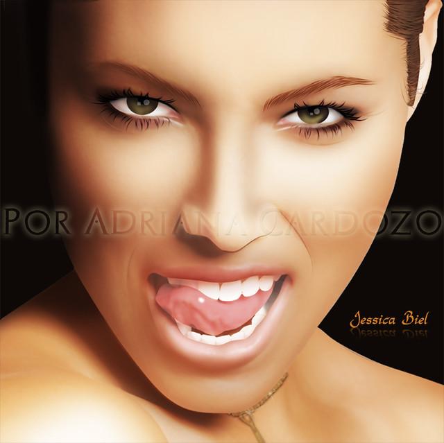 Jessica Biel by Adriana.Cardozo