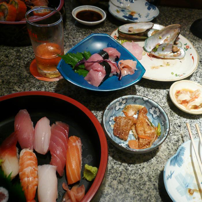 Besides thai cuisine