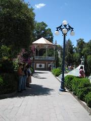 Zocalo de Huamantla