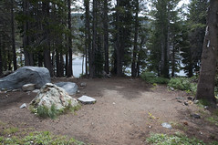 Great camping spot (Emerald Bay, California, United States) Photo