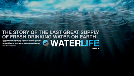 Water Life Website