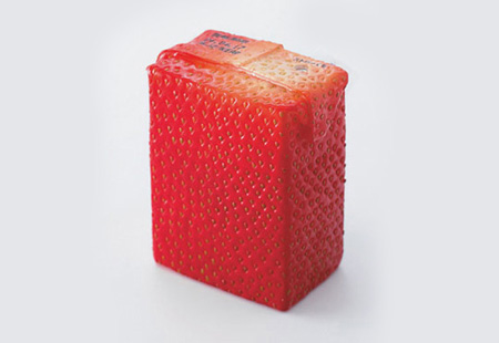 Strawberry Juicebox Design
