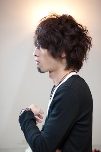 【男生髮型】頹副吧,像個男人吧