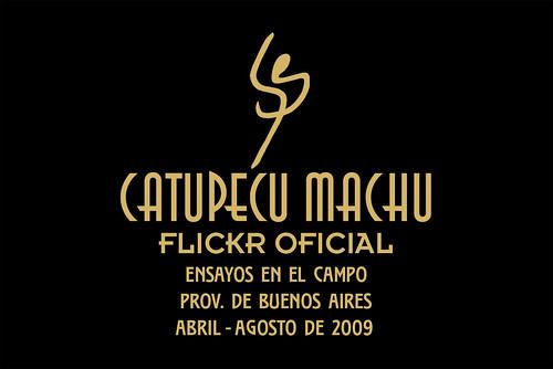 Catupecu machu: 2009 nuevo disco