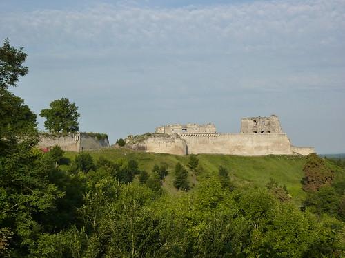 Fortifications en hauteur