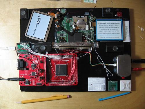 Debugging setup with new FPGA