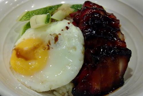 Hong Kong Char Siew Rice