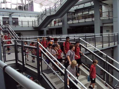 Students at Discovery College (Hong Kong)
