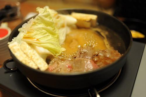 Sukiyaki!