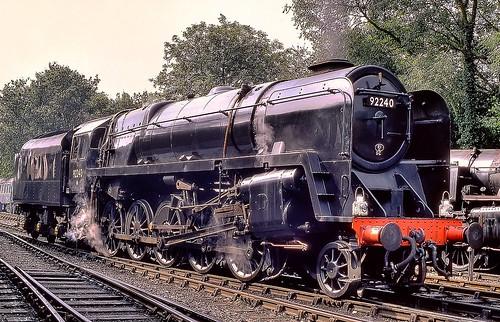 BR Standard 2-10-0 9F 92240