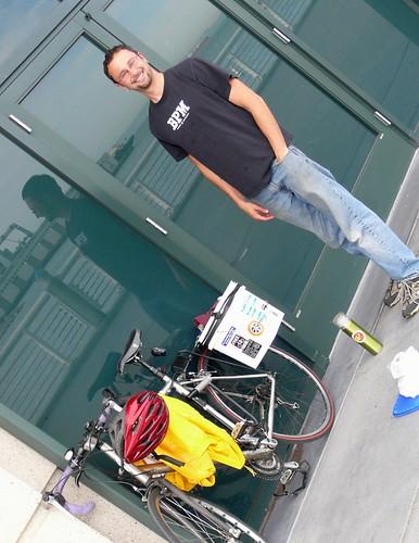 nathan valet bike parking