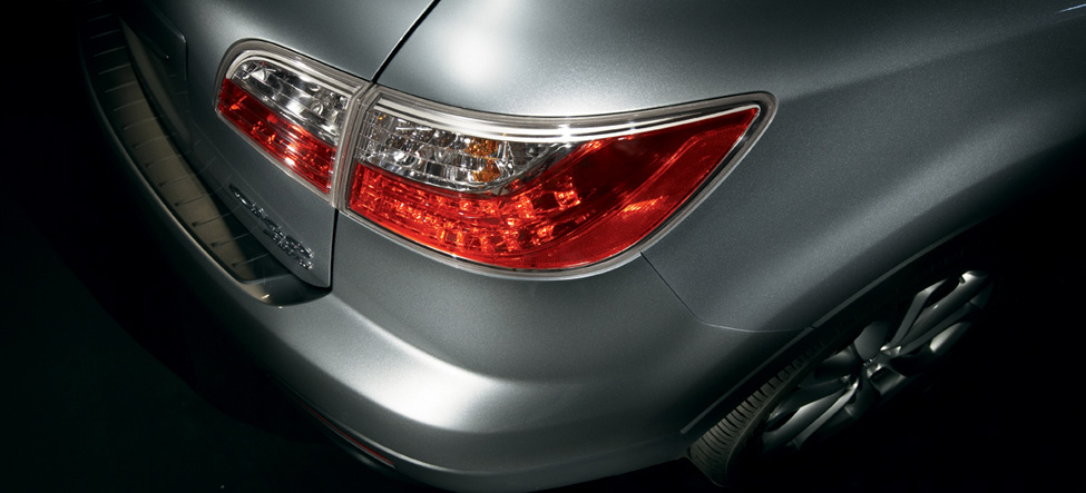 LED taillights Mazda CX-9