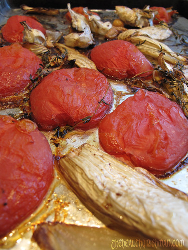 Roast Tomato and Fennel