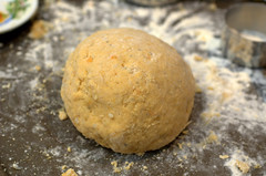 my ball of dough