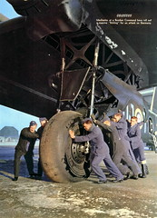 Short Stirling bomber landing gear (torinodave72) Tags: gear landing short sterling bomber