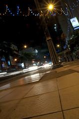 Glimmer Of A Street Lamp (michaeljosh) Tags: malaysia photowalk kualalumpur bukitbintang tamron1750mmf28 nikond90 michaeljosh