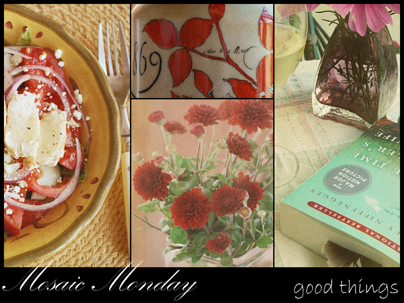 Mosaic Monday: good things