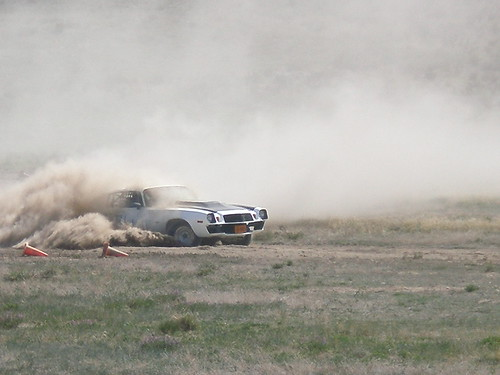 SCCA Colorado RallyCross action