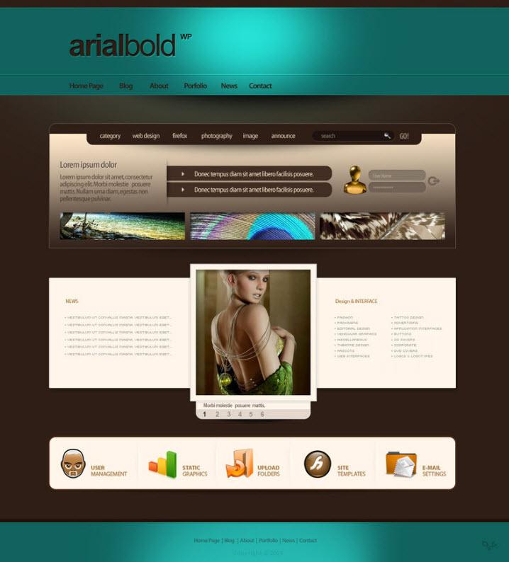 3986044270 9733117a95 o d Inspirasi Layout Desain Web dari DeviantArt