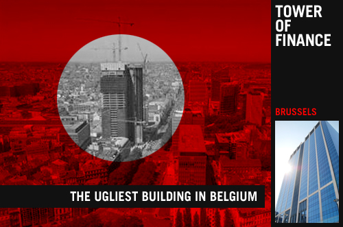 Dear Belgium, tear down this building!