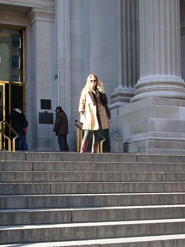 Steps Metropolitan Museum