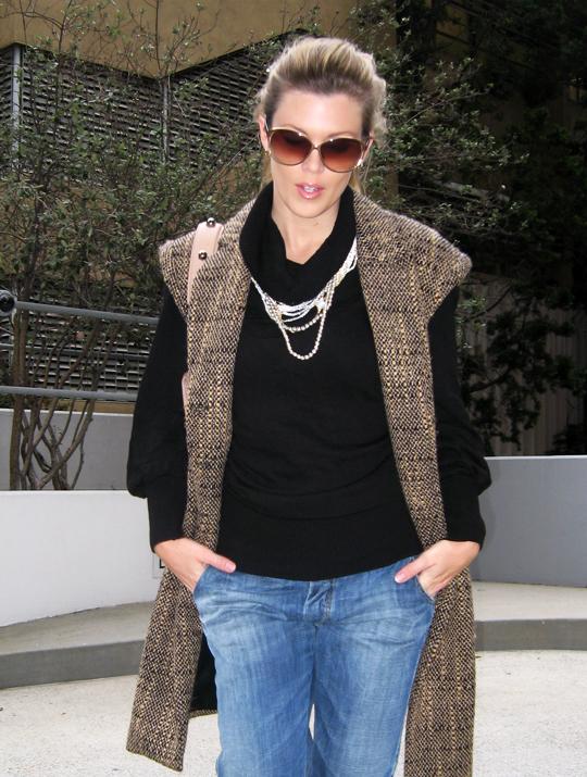 sleeveless-tweed-coat-jeans-wedges-12