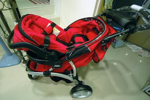嬰兒推車-miaMODA Energi Stroller
