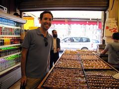 Baked goods at Marzipan - Mahane Yehuda - Jerusalem Israel (David Berkowitz) Tags: israel jerusalem bakery marzipan