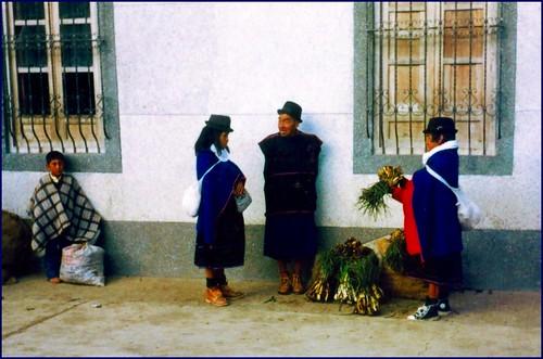 indigenas  guambianos.Silvia Colombia
