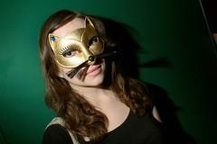 (Romain S. Donadio) Tags: november party music paris france halloween bar drunk novembre mask dancing drink olympus fte 2009 musique danser masque ep1 17mm popin rh5 republiquehysterique