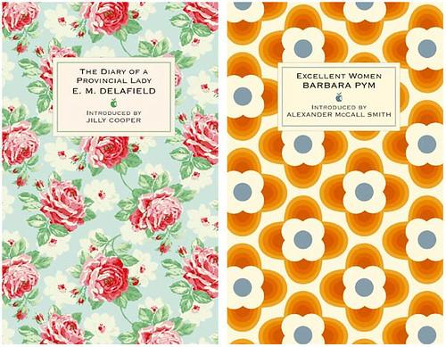 Livros: Cath Kidston e Orla Kiely