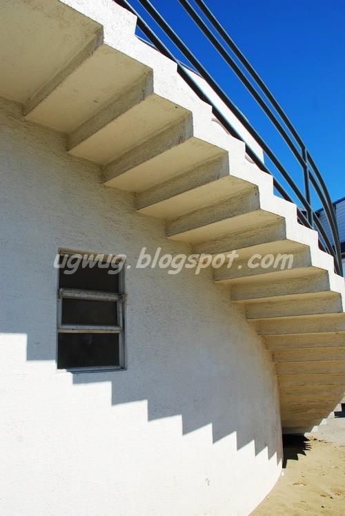 Zig Zag steps