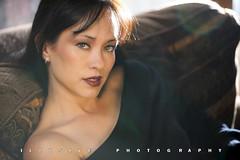 Susan Flare (Illusive Photography) Tags: woman sexy sb600 lensflare brunette kpa bakersfield blacksweater strobist nikoncls niksoftware sb900 nikond700 capturenx2 illusivephotographycom antipordaphotographycom
