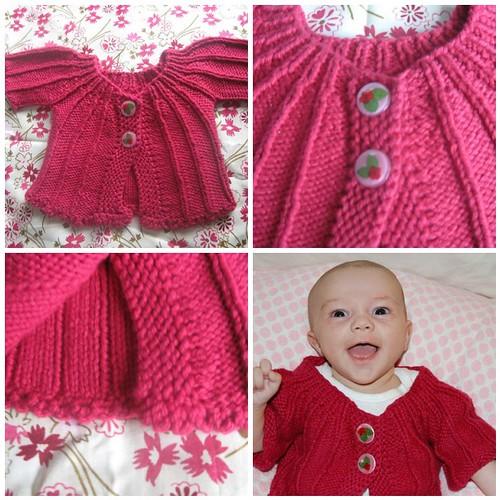 Emmi's sweater