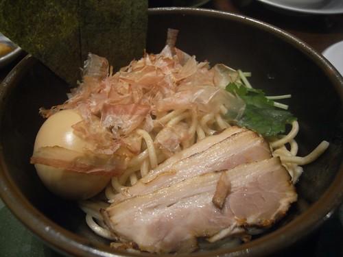 全粒粉モチモチ温つけ麺『河童ラーメン本舗』@橿原市