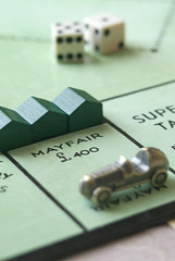 Property market (Alan Cleaver) Tags: houses homes toys realestate rich property games monopoly developer housing development investment estateagent wealth loans estateagents homeownership mortgages