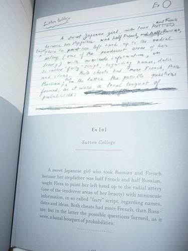 The Original of Laura by Vladimir Nabokov - Page View