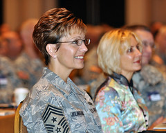 First Air Guardmember, woman appointed to senior enlisted advisor