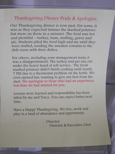 Thanksgiving Pride & Passive-Aggression