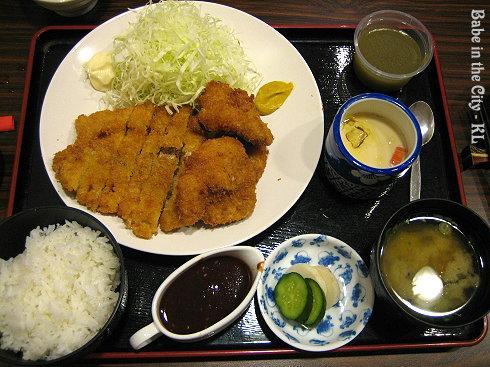 Mix Katsu Set (RM26)