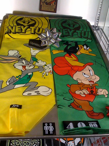 Johnny Cupcakes store Melrose