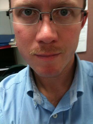 Movember 2009 Day 26
