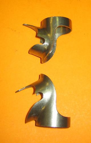Herse Head Lugs by Bilenky Cycle Works.