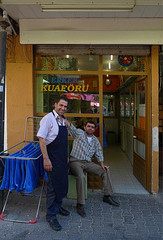 Turkey: the barbers of Anafartalar (Tom Gore) Tags: turkey ismir tasg