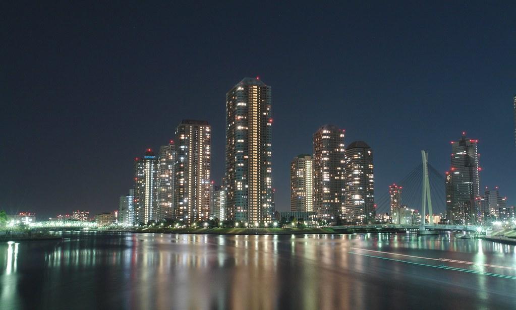 Tukuda river city 21