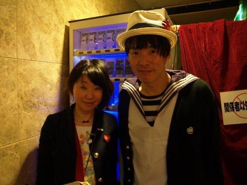 "Hideki Kaji ""Ska Vi Fika? Acoustic Tour"" & Yuri"