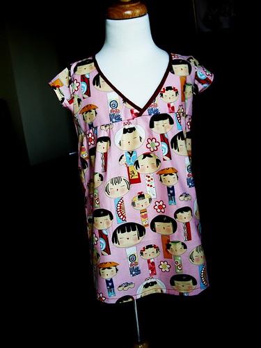 Kimono-printed-dress