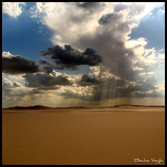 Sun Rays Over the Desert ! (Bashar Shglila) Tags: sky sun sahara clouds landscapes interesting with desert shots empty sony over taken explore rays libya zeitgeist spaces libyan ghadames libia libyen   explored lbia topseven libi libiya liviya libija   cloudslightningstorms superstarthebest dschx1    lbija  lby libja lbya liiba livi